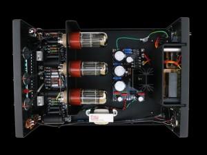 Tonecraft Audio 363 Tube Direct Box inside