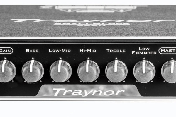 Traynor Adds SB500H Bass Amp To Small Block Series