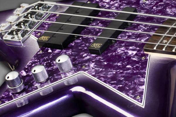 Warwick Announces RockBass Artist Line Bootsy Collins Space Bass