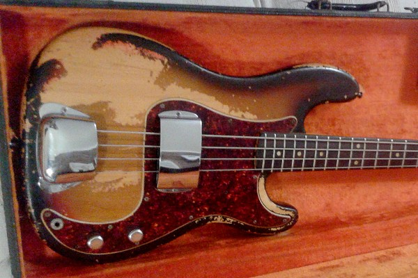 Old School: 1968 Fender Precision Bass