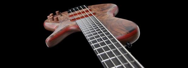 "Adamovic ""The Dark"" Bass angle view"