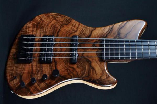 Bass of the Week: Alpher Instruments Mako Elite MBL 5