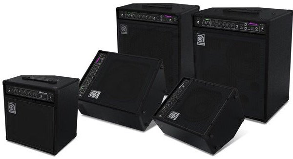 Ampeg Revamps BA Series Bass Combo Amps