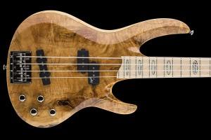 ESP LTD RB-1004BM Honey Natural Bass Body