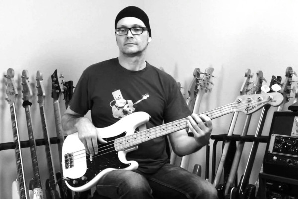 Lesson: Half-Time 16th Note Shuffle Bass Groove