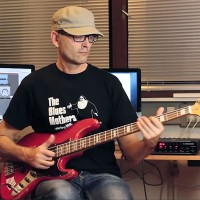 Lesson: How To Play Funky Bass with Tap, Slap and Pluck