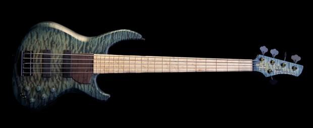 MTD Norm Stockton Artist Edition Bass