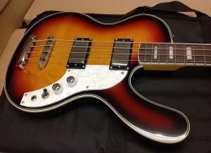 Musicvox Spaceranger Bass Body (3-Tone Sunburst)