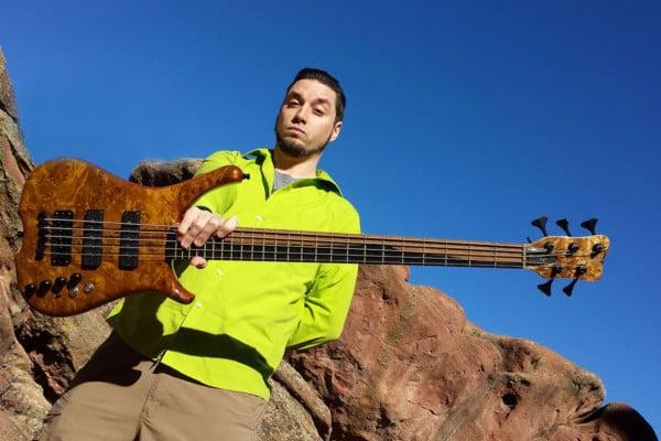 Bass of the Week: Nick Schendzielos' Warwick Custom Shop Infinity 5