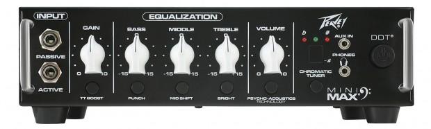 Peavey MiniMax Bass Amplifier Head