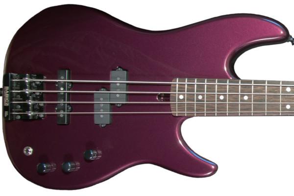 Regenerate Guitars Introduces Bill Clements Signature 4-String Bass