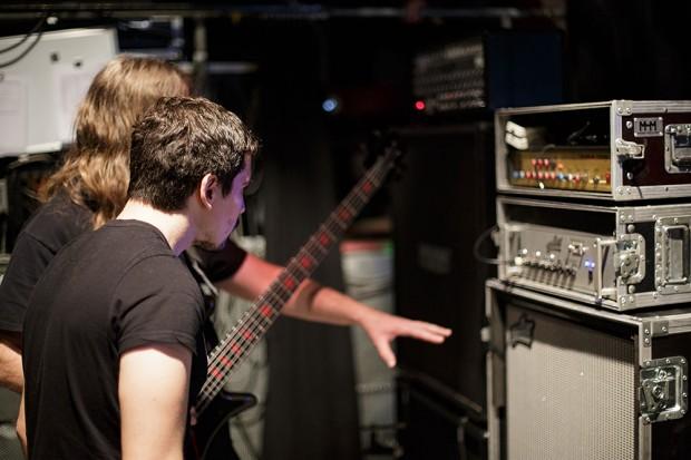 Alex Webster's Amp