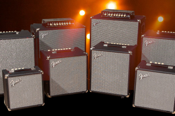 Fender Redesigns Rumble Series Bass Amps for 2014