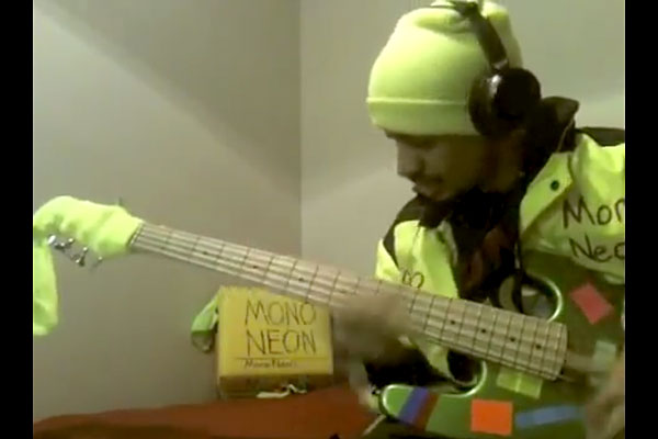 "MonoNeon: KNOWER's ""Lady Gaga"" Medley"