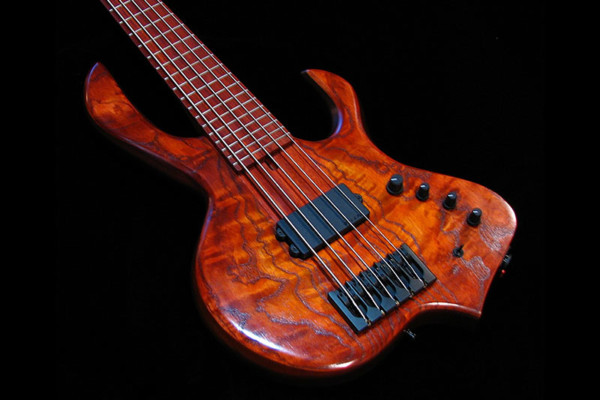 Bass of the Week: Bee Basses Worker Bee 5
