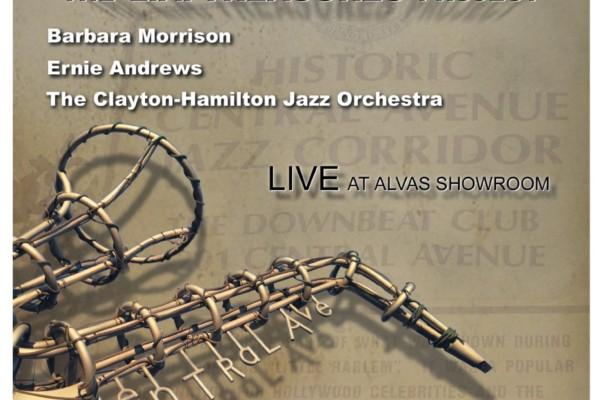 "Clayton-Hamilton Orchestra Releases ""L.A. Treasures Project"""