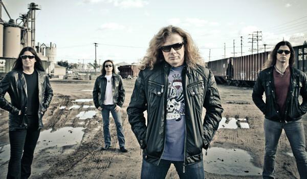 Megadeth Announces World Tour