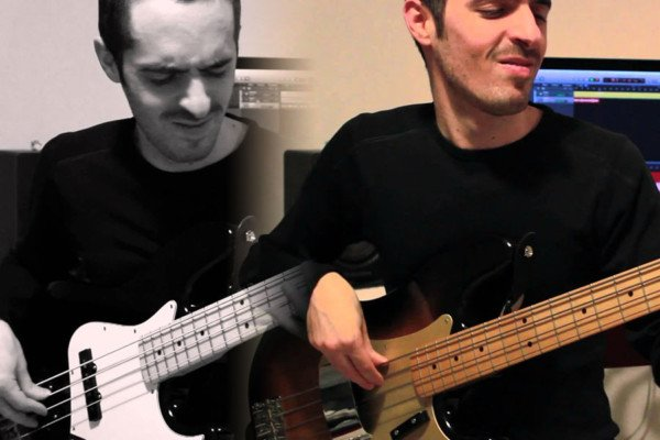 Bruno Tauzin: Fender Jazz Bass Solo and Precision Groove