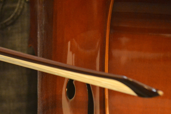 Arco Tone on the Bass: Three Main Components