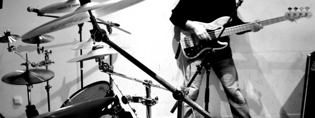 Drums and bassist