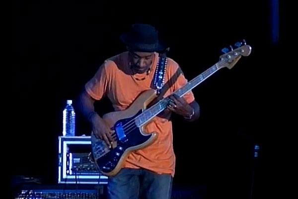 """Herbie Hancock's Headhunters: """"Butterfly"""" Live with Marcus Miller"""