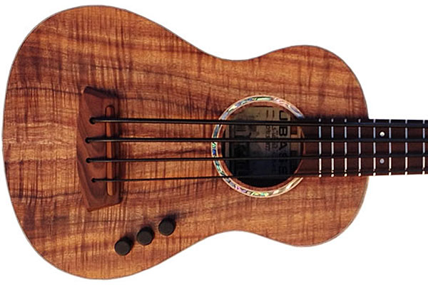 Kala Brand Music Introduces USA Acoustic-Electric Exotic Wood U-Basses
