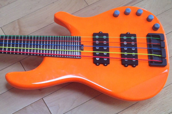 Bass of the Week: MonoNeon's Microtonal Bass