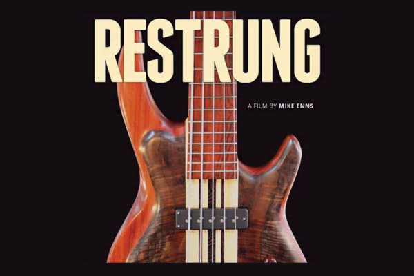 Restrung Documentary on Wyn Guitars Coming Soon