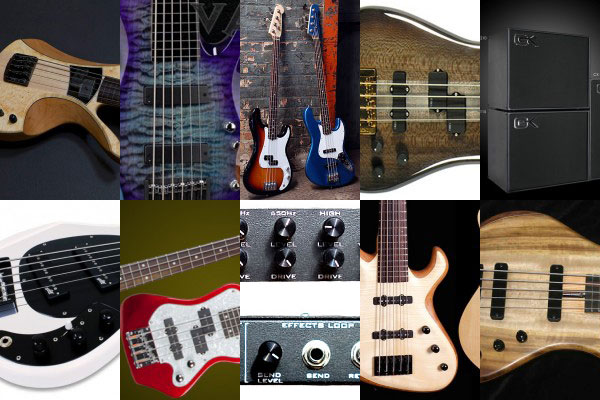 Bass Gear Roundup: The Top Gear Stories in April 2014