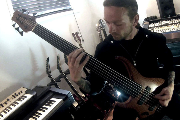 """Dominic """"Forest"""" Lapointe: Death's """"Nothing is Everything"""" Bass Playthrough"""