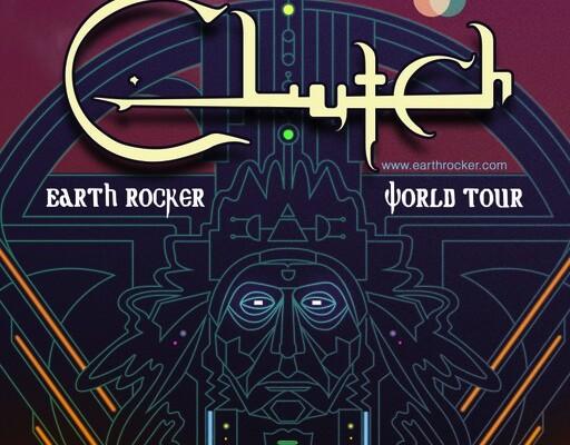 Clutch Announces World Tour Dates