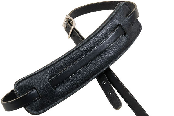 Levy's Leathers Introduces MG25 '50s Style Bass Strap