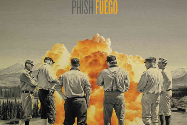 "Phish Releases ""Fuego"""