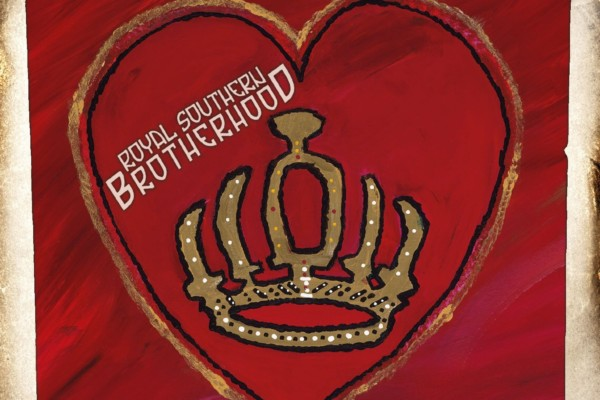 """Royal Southern Brotherhood Releases """"heartsoulblood"""""""