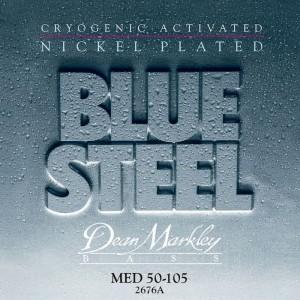 Dean Markley Blue Steel Nickel-Plated Bass Strings