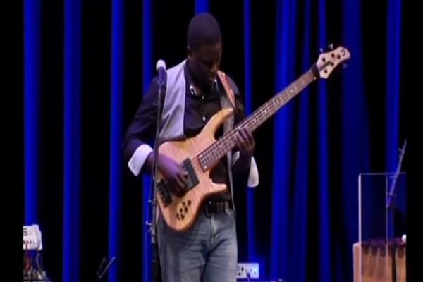 """Cheikh Ndoye Group: """"Alchemy"""", Live at the Kennedy Center"""