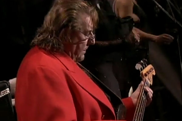 """Funk Brothers with Bob Babbitt: """"Mercy Mercy Me"""", Live 2004"""