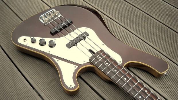 Paul Belgrado Custom AG #1 Bass body