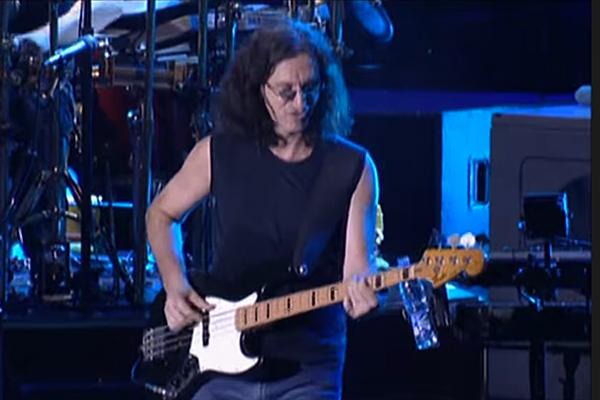 """Rush: """"Working Man"""" Live, 2002"""