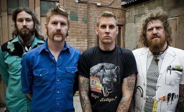 Mastodon Announces North American Fall Tour