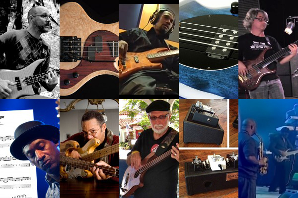"""Weekly Top 10: Marcus Miller Transcription, Aaron Gibson's """"Fly By Night"""", Les Claypool's Bass Auction, and More of the Best in Bass"""