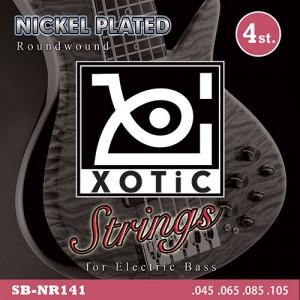 Xotic Bass Strings