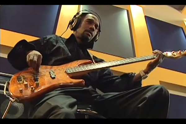 Studio Jams with Victor Bailey: The Chicken