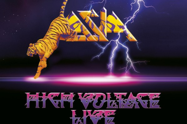Asia's High Voltage Performance Released as Live CD/DVD Set