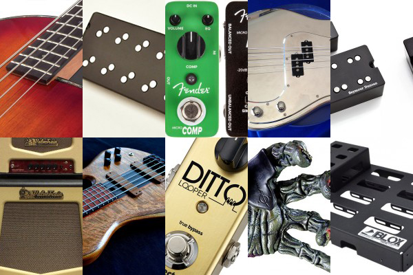Bass Gear Roundup: The Top Gear Stories in July 2014