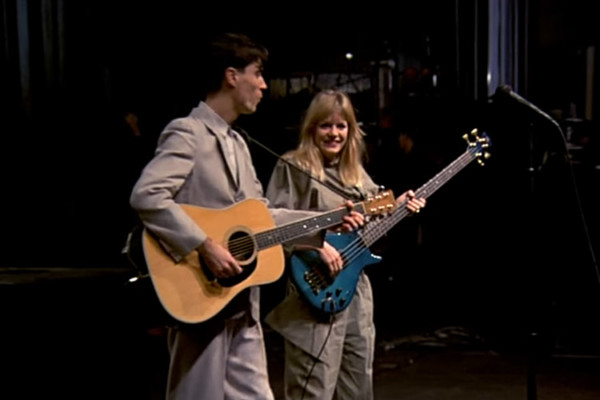 Talking Heads: Heaven, Live