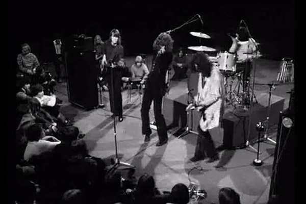 Led Zeppelin: How Many More Times, Live 1969