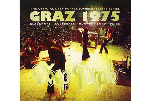 """Deep Purple Releases Full Graz Concert on """"Graz 1975"""""""
