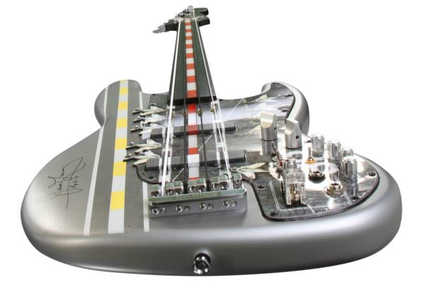 Bass of the Week: Doner Designs Navy Bass