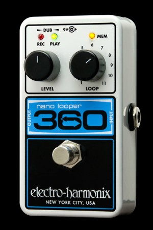 Electro-Harmonix NanoLooper 360